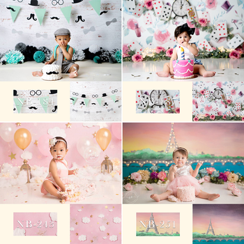 Newborn Baby Portraits Photography Background for Photo Studio Children Kids Birthday Backdrop Decoration Portrait Photocall children birthday party selfie photo background decoration newborn baby kids portrait backdrop photography photo shoot photocall