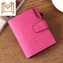 Wallet Short Zipper Three Women's Position Wallet