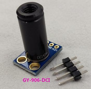 GY-906-DCI long-range infrared temperature sensor module / small angle MLX90614ESF-DCI