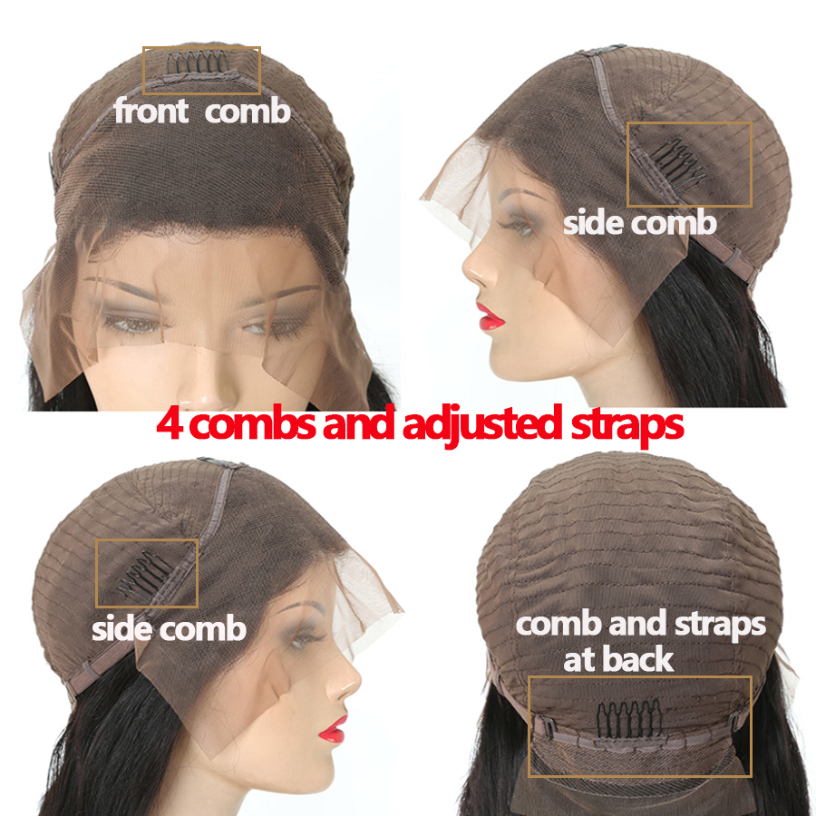 13x4-Afro-Kinky-Curly-Hair-Wig-Glueless-Lace-Front-Wig-Gossip-Remy-Lace-Front-Human-Hair (3)