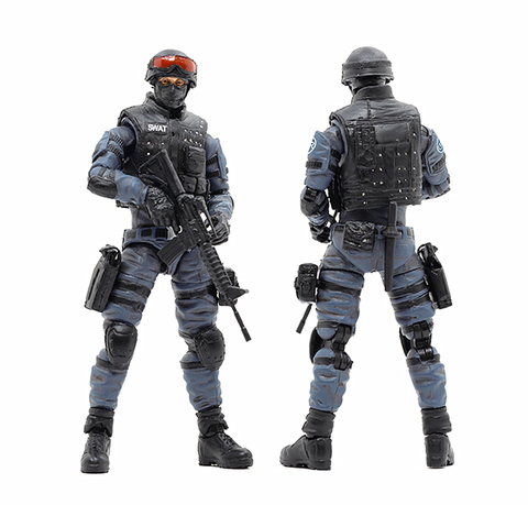 1 18 joytoy figura de acao cf crossfire defesa swat jogo soldado figura modelo brinquedos