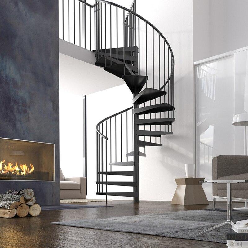 Where To Buy High Quality Interior Curved Staircase Wood Treads | Spiral Staircase Wood Treads | Arke | Design | Checker Plate | Platform Stair | Aluminum
