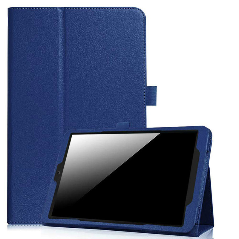 For Samsung Galaxy Tab A 10.1 2019 Case SM-T510 Wifi T515 LTE Cover PU Leather Smart Cover Folio Auto Sleep Wake Up Covers Cases