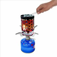 Heating-Furnace Heater Outdoor-Tools Thermal-Insulation Camp Fishing-Tent Stainless-Steel
