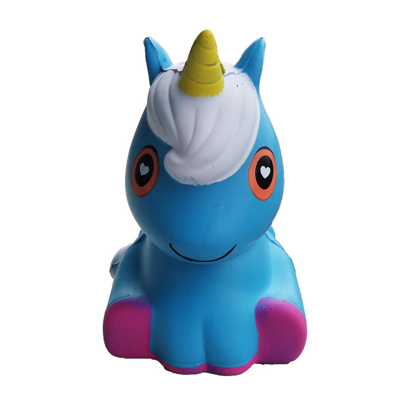 Giant Unicorn Doll Squishy Slowly Rises Pegasus Mobile Phone With Decompression Toy Relieves Stress Relief
