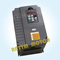 380V 4KW DSP Vector converter Power Variable Frequency Drive VFD Inverter 4HP 13A for 1.5KW 2.2KW 3KW 4KW spindle motor