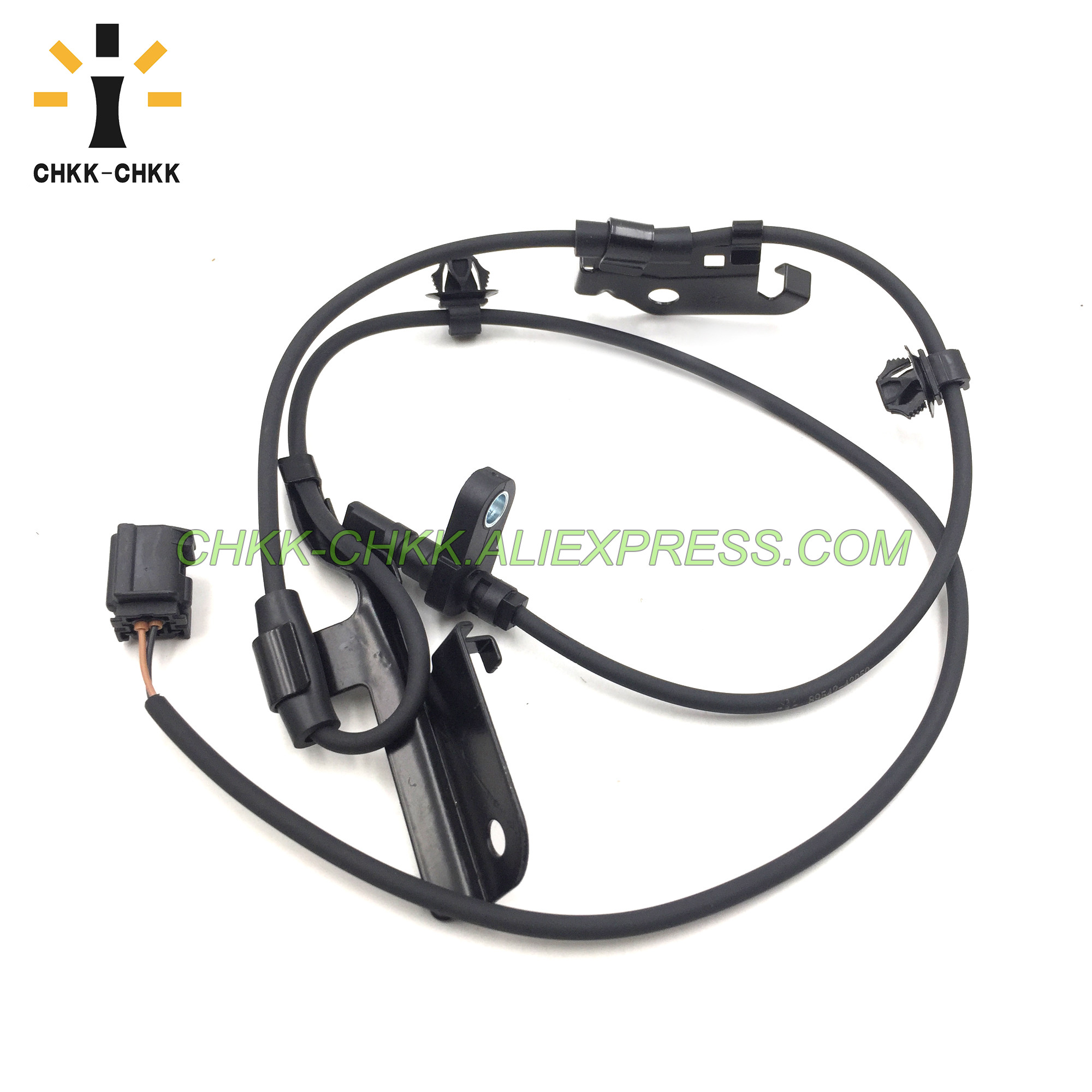 Front Right ABS Wheel Speed Sensor For Toyota Avensis Corolla Wire Lead