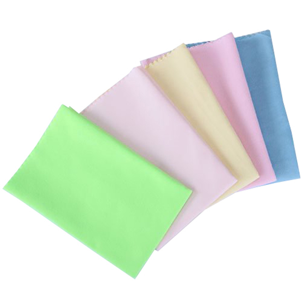 1pc Micro Fibre Cleaning Cloth Towel For Guitar Violin Piano Musical Instrument