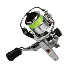 Fishing Rod Reel Combo Kit Detachable Outdoor Spinning Pole Set