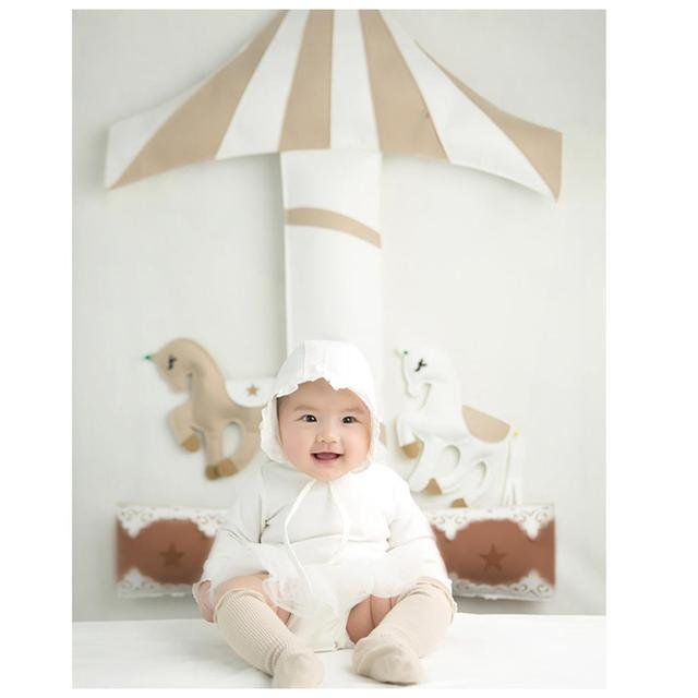 Baby Photography Clothing 3-12 Month Baby Variety  Theme Costume Studio Photo Props Clothes+Props New 1