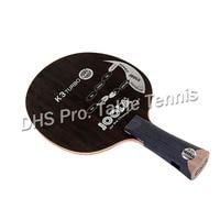 Original Joola New K3 TURBO K3+ SP, Ebony, 7 Ply Wood, Loop Offensive K3 Plus Table Tennis Blade Racket Ping Pong Bat