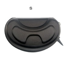 Winter Snow Ski Eyewear Case Zipper Sunglasses Glasses Hard Cases Protector Bags Box Holder With Hook Skiing Accessories Pro(China)