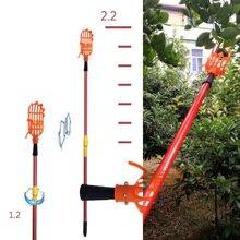 Инструмент для сбора фруктов ферма за пределами фруктового Cathcer Catcher