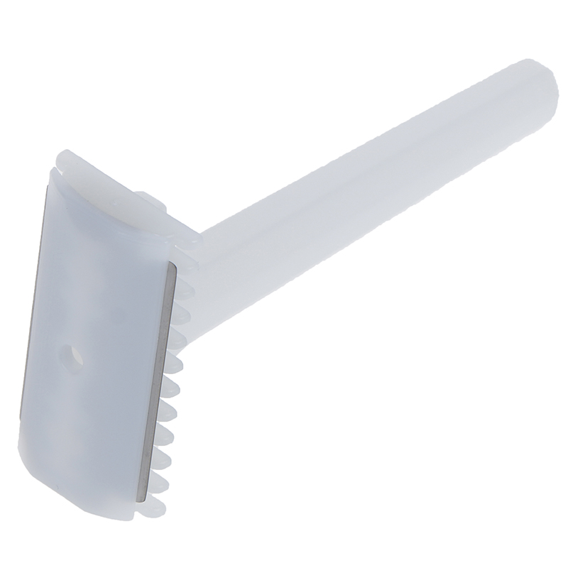 Safety Disposable Medical Armpits Hair Razor Double-edged Female Body Trimming Shaver Bathroom Use Sterile