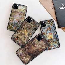 Popolar renaissance caso de celular para iphone se2020 7 8plus 11 11pro max 12 pro xr xs max