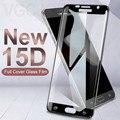 Закаленное стекло для Samsung Galaxy S7, A3, A5, A7, J3, J5, J7, в ассортименте