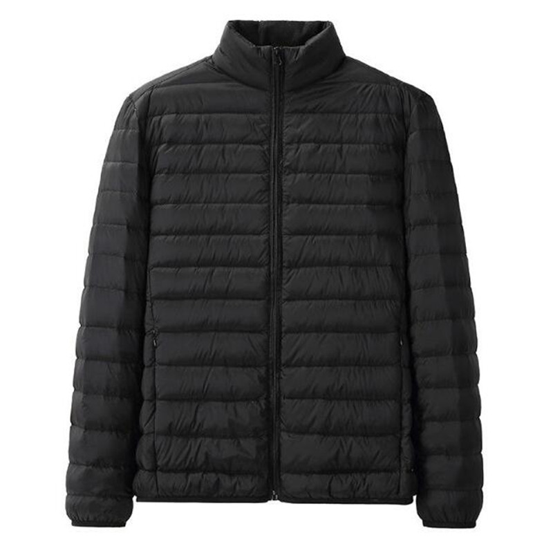 2019 Light Down Jacket Men's Winter Portability Warm 90% White Duck Down Hooded Man Coat Jaqueta Masculino Chaqueta Hombre