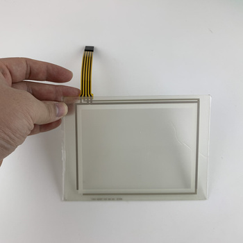 Touch screen glass for 80F3-A110-56050 0603040659 TR4-056F-03DG