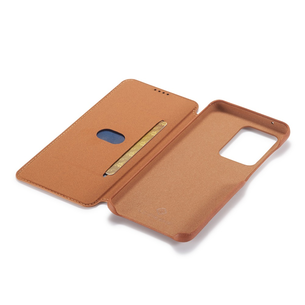 Phone Plus Credit Card Case Samsung Galaxy S20 Plus PU Leather