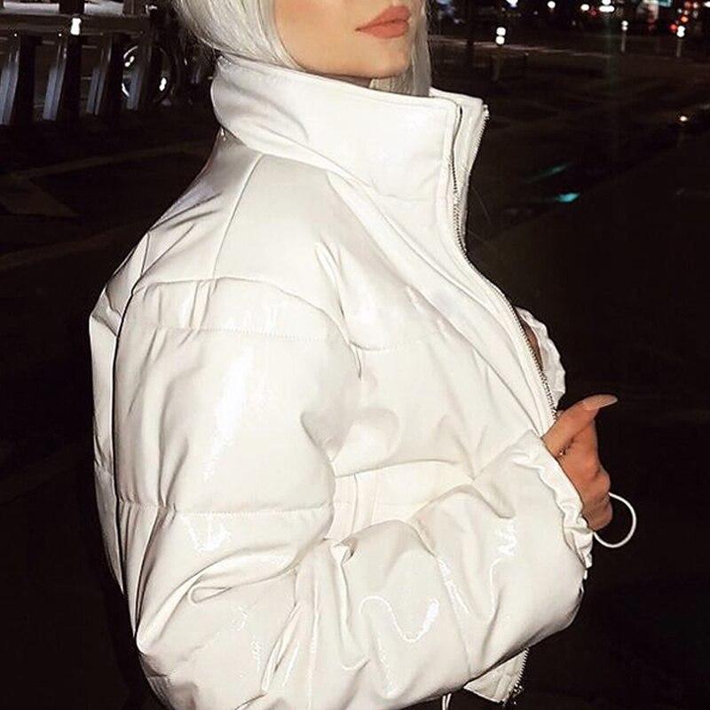 White Down Coat
