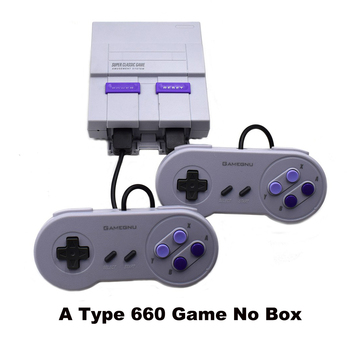 2018 New Retro Super Classic Game Mini TV 8 Bit Family TV Video Game Console Built-in 660 Games Handheld Gaming Player Gift 10