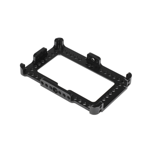"""Image 4 - CAMVATE On camera Monitor Cage Bracket For FeelWorld F6 Plus 5.5"""" Display  C2497"""
