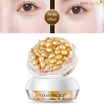 Vitaminis Placenta Anti wrinkle Face Serum Capsule Night Hydra Facial Serum Essence Moisturizer Anti aging Whitening Skin Care sisley hydra global intense anti aging