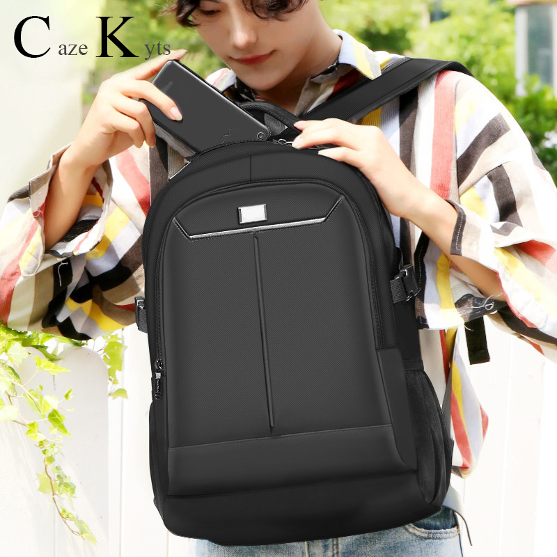 Men's Business Fashion Style Backpack Computer Backpack Travel Large Capacity Famous Brand Tote Bag Student Bags Free Shipping