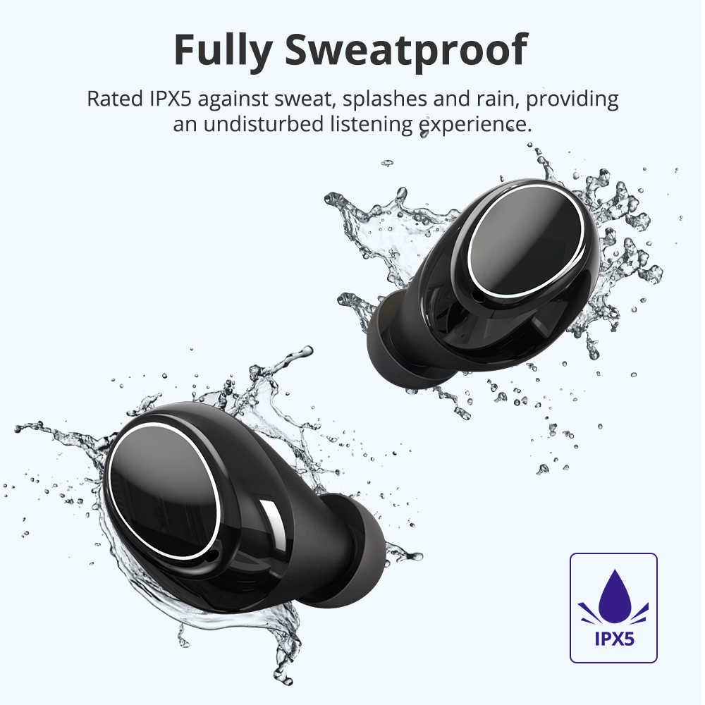 Original Tronsmart Onyx Neo auricular Bluetooth APTX TWS auriculares inalámbricos con chip Qualcomm, Control de volumen, 24H tiempo de reproducción 2019