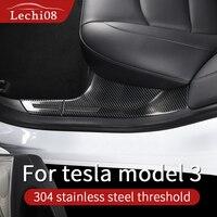 Nuevo https://ae01.alicdn.com/kf/H51d6828a1c524d79b412b004eb306532N/Pedal de bienvenida de acero inoxidable para Tesla model 3 accesorios accesorios de coche model 3.jpg