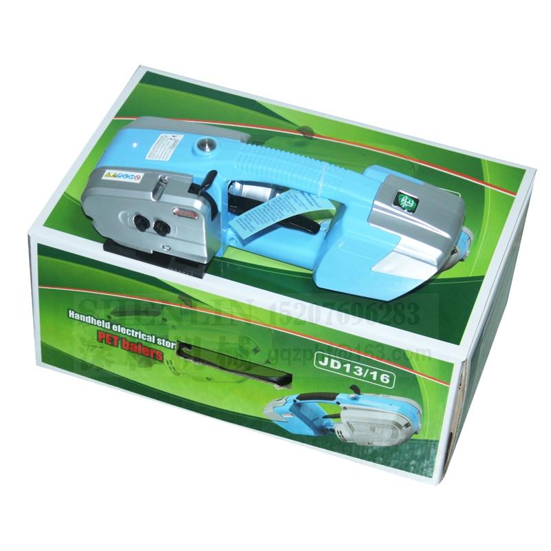 Baterijų rišimo įrankiai, rankiniai PP PET surišimo mašina, - Įrankių komplektai - Nuotrauka 6