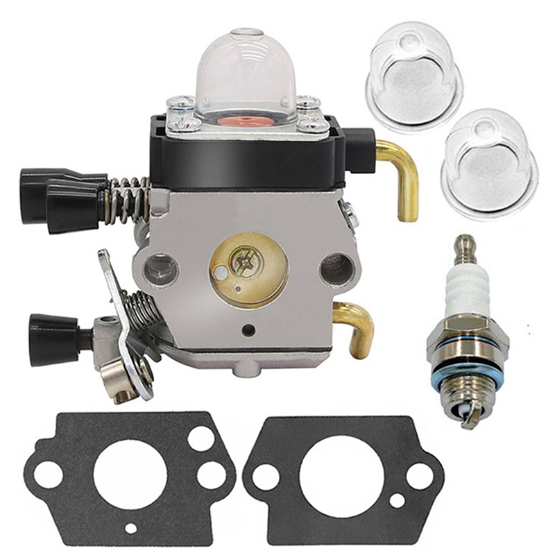 Suitable for <font><b>Stihl</b></font> <font><b>Fs38</b></font> Fs45 Fs46 Fs55 Fs55R Km55 Hl45 Km55R Carburetor Chain Saw Engine Parts image