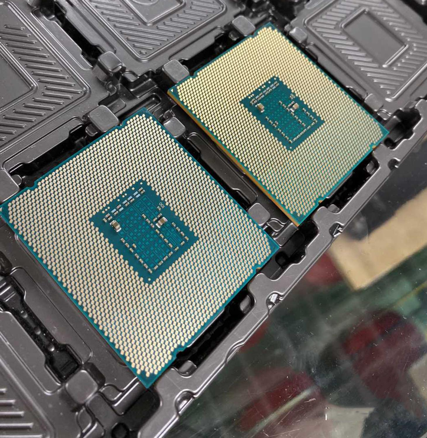 INTEL XEON E5-2650LV3  E5 2650L V3 E5 2650LV3 E5-2650L V3 1.8GHz 12-Core LGA2011-3 For X99 motherboard 3