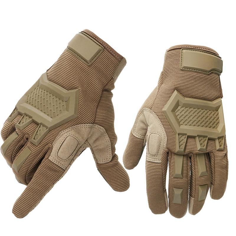 tela glovestouch tatico militar do exercito airsoft paintball tiro combate bicicleta borracha pu anti skid dedo
