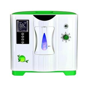 Image 5 - Портативный Медицинский кислородный генератор 2 9 л концентратор воздуха очиститель воздуха для дома и путешествий 110 В