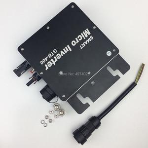 Image 2 - WVC300W400W Micro Grid Tied Inverter MPPT Pure sine Wave Inverter Input DC22V 50V Output AC110/230V 50/60HZ with Waterproof IP65