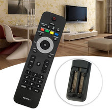 Replacement Easy Use Wear Resistant Audio Wireless English Version Accessories Remote Control Home Office For Philips Smart TV(China)