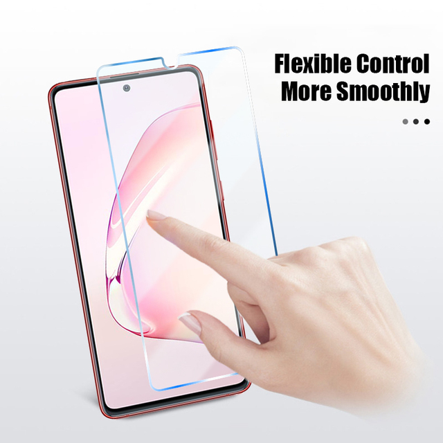 4in1 Tempered Glass for Samsung Galaxy A51 A52 A42 A32 5G Camera Screen Protector for Samsung A71 A72 A12 A21S A31 A41 A11 Glass 6