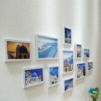 Minimalist Modern Living Room Photo Wall Decoration Frame Wall European Style Photo Frame Wall Creative Combination Wall