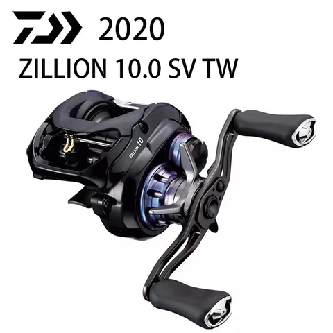 2020 original novo daiwa zillion 10 0 sv tw 10 0 1 relacao da engrenagem