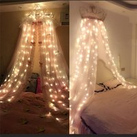 Waterproof LED Star Shape String Light Outdoor Christmas Wedding Garden Party Decorative Fairy Light