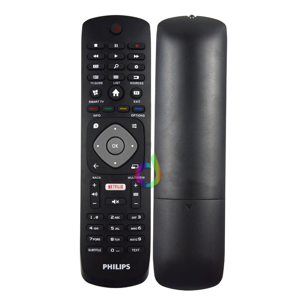 Пульт дистанционного управления для телевизора, бытовые Сменные аксессуары для спальни для телевизора PHILIPS с NETFLIX HOF16H303GPD24 398GR08B