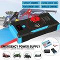 22000mAh Car Jump Starter de carga inalámbrica 12V 1500A dispositivo de inicio cargador de batería de coche cargador de gasolina diésel Car Power Bank