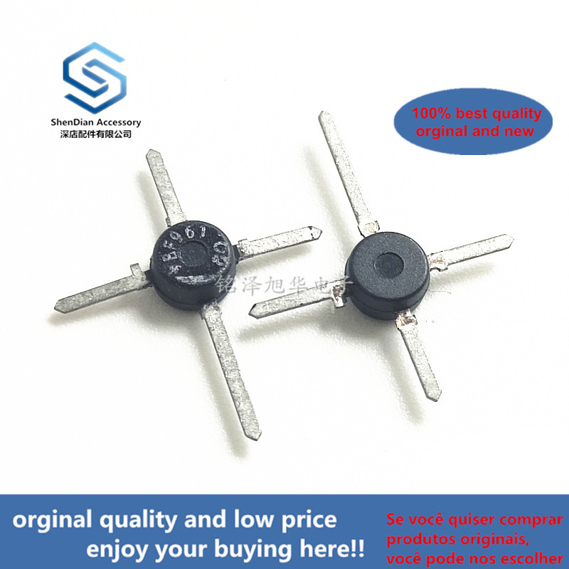 10pcs 100% Orginal New Best Qualtiy BF961  TO-50 Cross Field Effect Tube High Frequency MOS Tube Real Photo