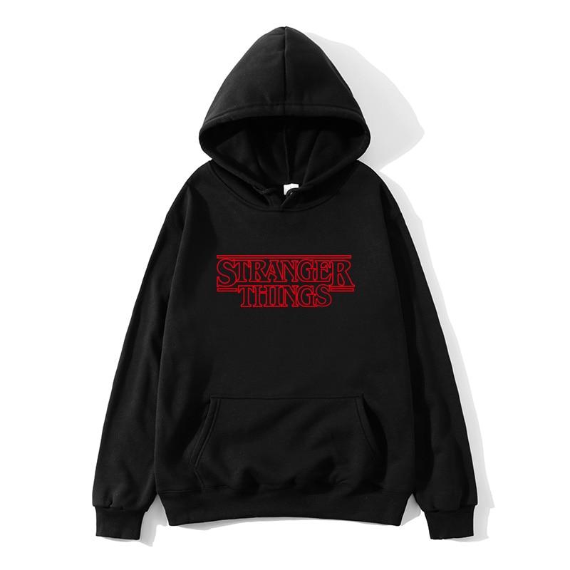 Aikooki Men Hoodie Stranger Things Hoodies Sweatshirt women/men Casual Sweatshirts Women Mens XXS-4