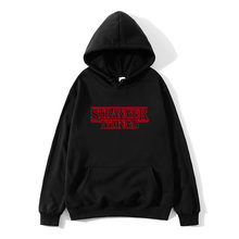 Aikooki Men Hoodie Stranger Things Hoodies Sweatshirt women/men Casual Sweatshirts Women Mens XXS-4