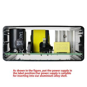 Image 5 - Паяльная станция с регулятором температуры для HAKKO T12, электронный блок, цифровой, комплекты «сделай сам» со светодиодным вибрационным выключателем