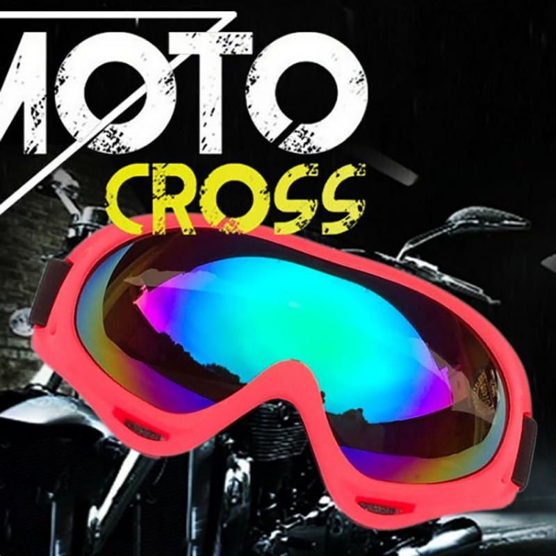 PC UV 400 Skiing Goggles Women Girl Men Boy  Protective Lens Windproof Dust-proof Adjustable Sports Glasses Eyewear