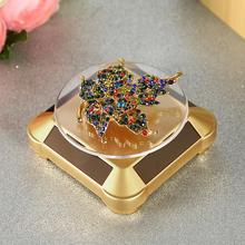 Showcase-Device Watch-Stand Turntable Necklace Rotating Photography Solar 360-Degree
