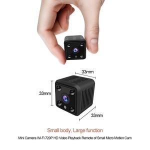 Image 3 - Mini caméra de Surveillance de batterie IP WIFI HD 1080P, dispositif de sécurité domestique sans fil, avec capteur, Vision nocturne infrarouge
